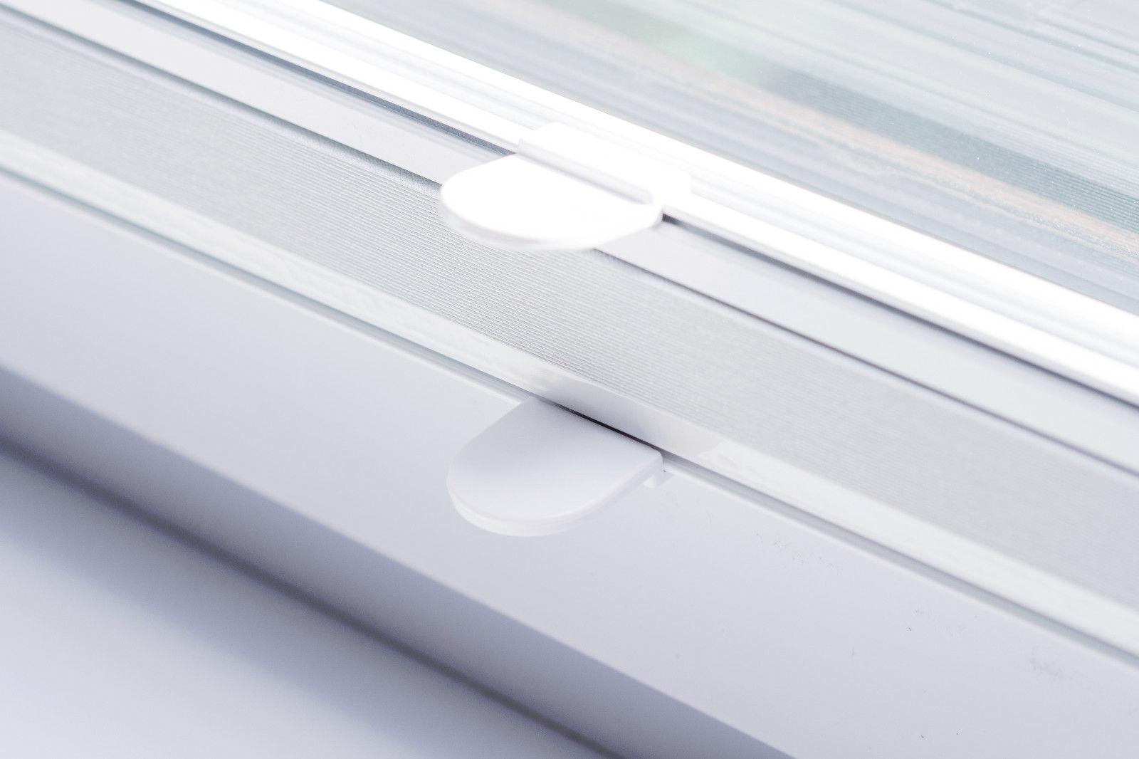 massanfertigung thermo plissee auf ma bis 230 cm l nge weiss taupe beige grau ebay. Black Bedroom Furniture Sets. Home Design Ideas
